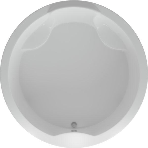 Акриловая ванна Акватек Аура