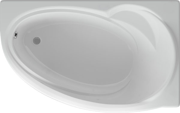 Акриловая ванна Акватек Бетта 160 R