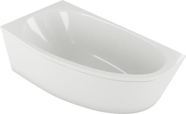 Акриловая ванна Акватек Дива L