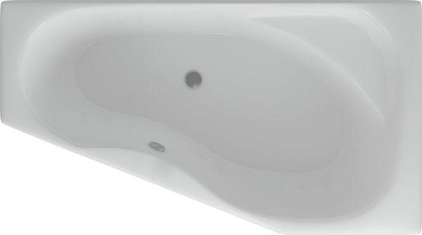 Акриловая ванна Акватек Медея R