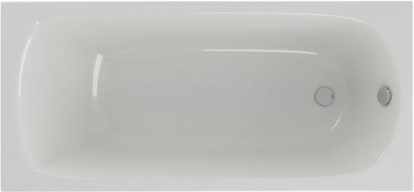 Акриловая ванна Акватек Ника 170x75