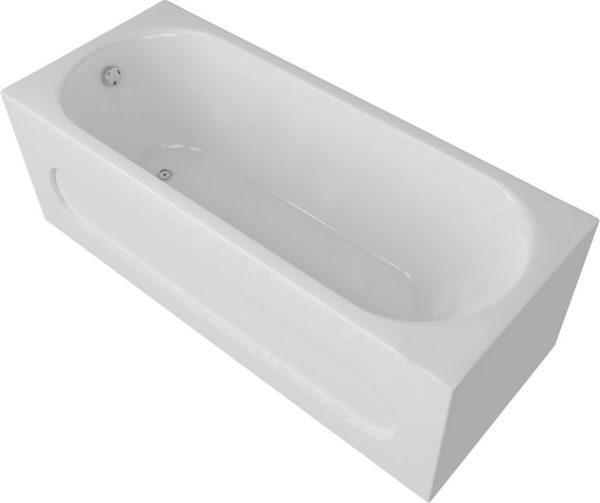 Акриловая ванна Акватек Оберон 170