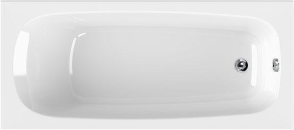 Акриловая ванна Cezares Eco 140x70