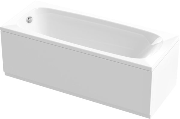 Акриловая ванна Cezares Eco 150x70