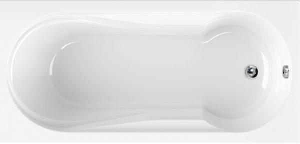 Акриловая ванна Cezares Modena 150x70