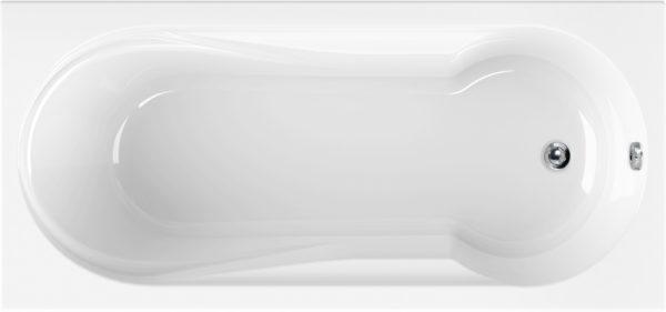 Акриловая ванна Cezares Modena 170x75