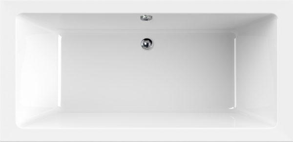 Акриловая ванна Cezares Plane 170x75