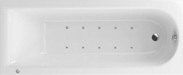Акриловая ванна Excellent Actima Aurum Aero 150x70