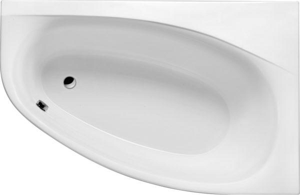 Акриловая ванна Excellent Kameleon 170x110 правая
