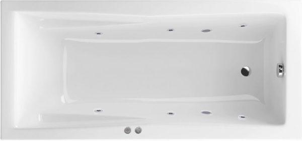 Акриловая ванна Excellent Palace Soft 180x80