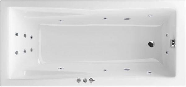 Акриловая ванна Excellent Palace Smart 180x80