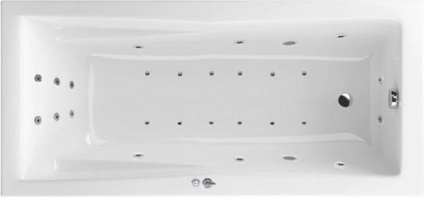 Акриловая ванна Excellent Palace Ultra 180x80