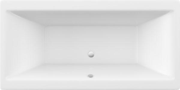 Акриловая ванна Excellent Pryzmat 160x75