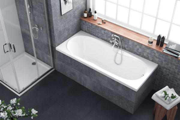 Акриловая ванна Excellent Sekwana 160x70
