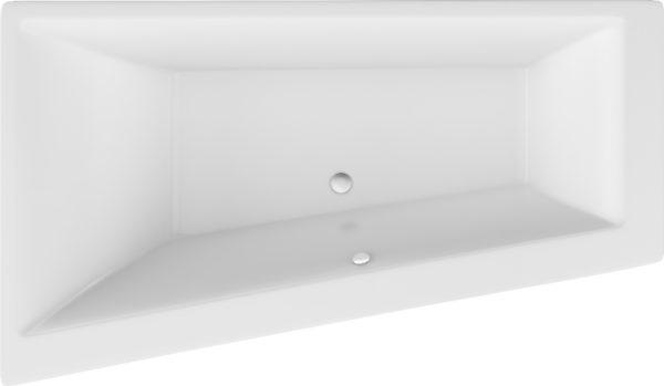 Акриловая ванна Excellent Sfera 170x100 левая