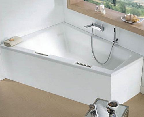 Акриловая ванна Riho Doppio 180 R