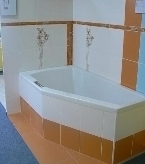 Акриловая ванна Riho Geta 170 R