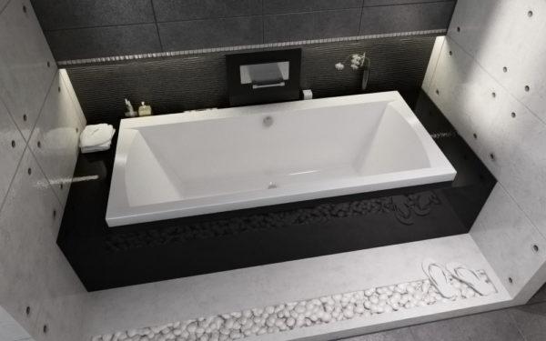 Акриловая ванна Riho Julia 160