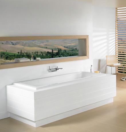 Акриловая ванна Riho Lusso 200x90