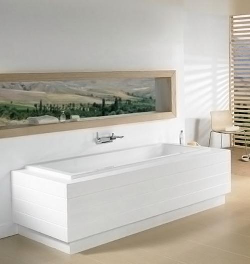 Акриловая ванна Riho Lusso Plus 170x80