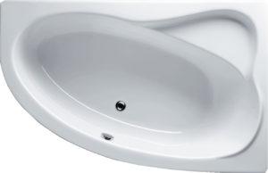 Акриловая ванна Riho Lyra 140 L