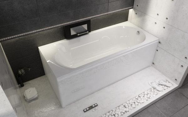 Акриловая ванна Riho Miami 150