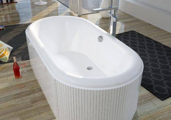 Акриловая ванна Riho Seth 180