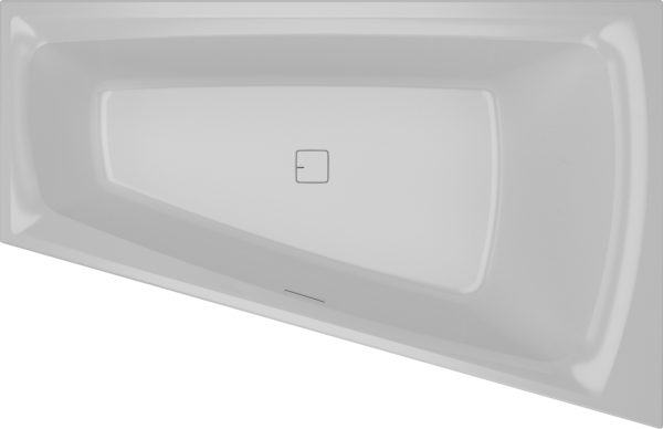 Акриловая ванна Riho Still Smart L 170х110