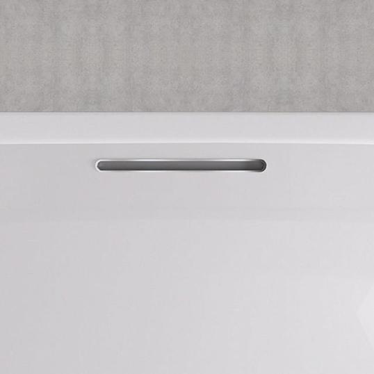Акриловая ванна Riho Still Smart R 170x110 с подголовником