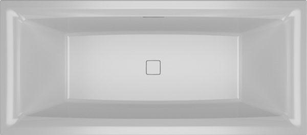 Акриловая ванна Riho Still Square 170х75
