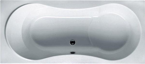 Акриловая ванна Riho Tofield 180