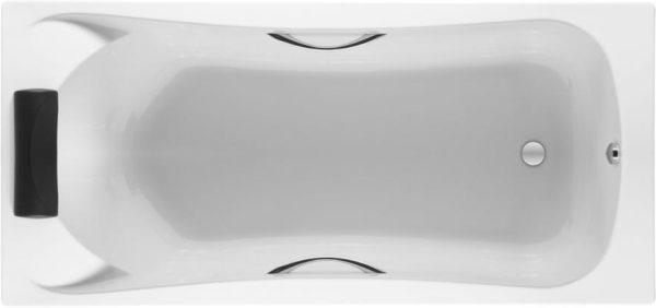 Акриловая ванна Roca BeCool 180x80