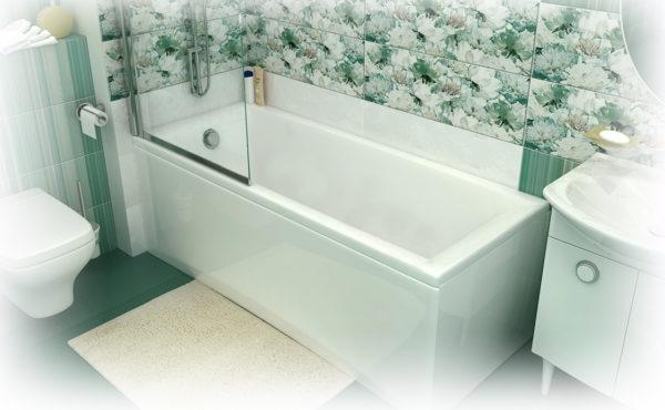 Акриловая ванна Triton Джена 150