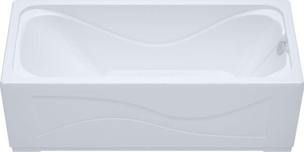 Акриловая ванна Triton Стандарт 150x70 см