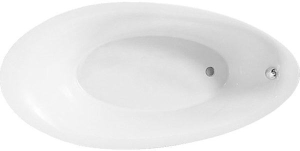 Акриловая ванна Villeroy & Boch Aveo new generation UBQ194AVE9W1V-01 alpine, бесшовная