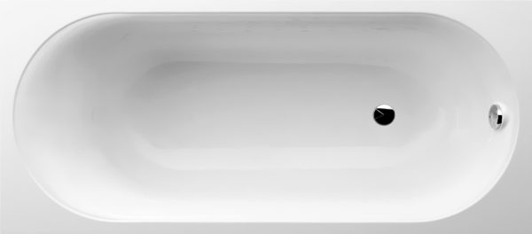 Акриловая ванна Villeroy & Boch Cetus UBQ170CEU2V-01 alpin