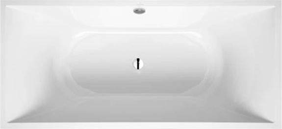 Акриловая ванна Villeroy & Boch La belle UBQ180LAB2V-01 alpin