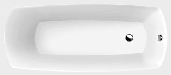 Акриловая ванна Villeroy & Boch My Art UBQ170MYA2V-01 alpin