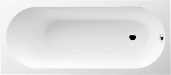 Акриловая ванна Villeroy & Boch Oberon UBQ180OBE2V-01 alpin