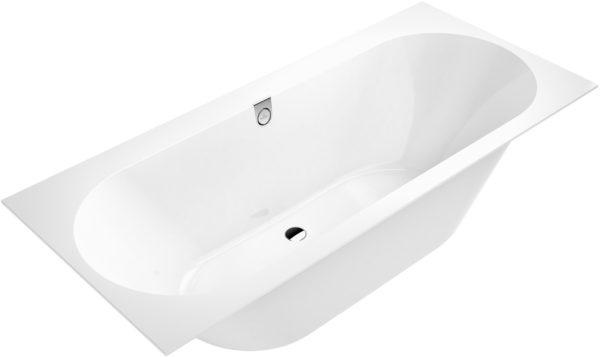 Акриловая ванна Villeroy & Boch Oberon 2.0 180x80 alpin