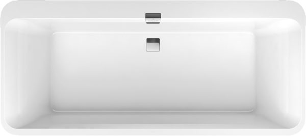Акриловая ванна Villeroy & Boch Squaro Edge 12 UBQ180SQE7DV-01 alpin