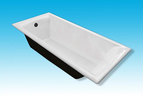 Чугунная ванна Castalia Prime 170х75х48