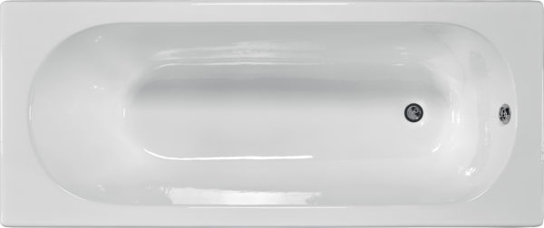 Чугунная ванна Jacob Delafon Nathalie E2964 без ручек