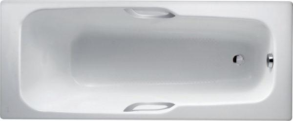 Чугунная ванна Jacob Delafon Prelude E2924 с ручками