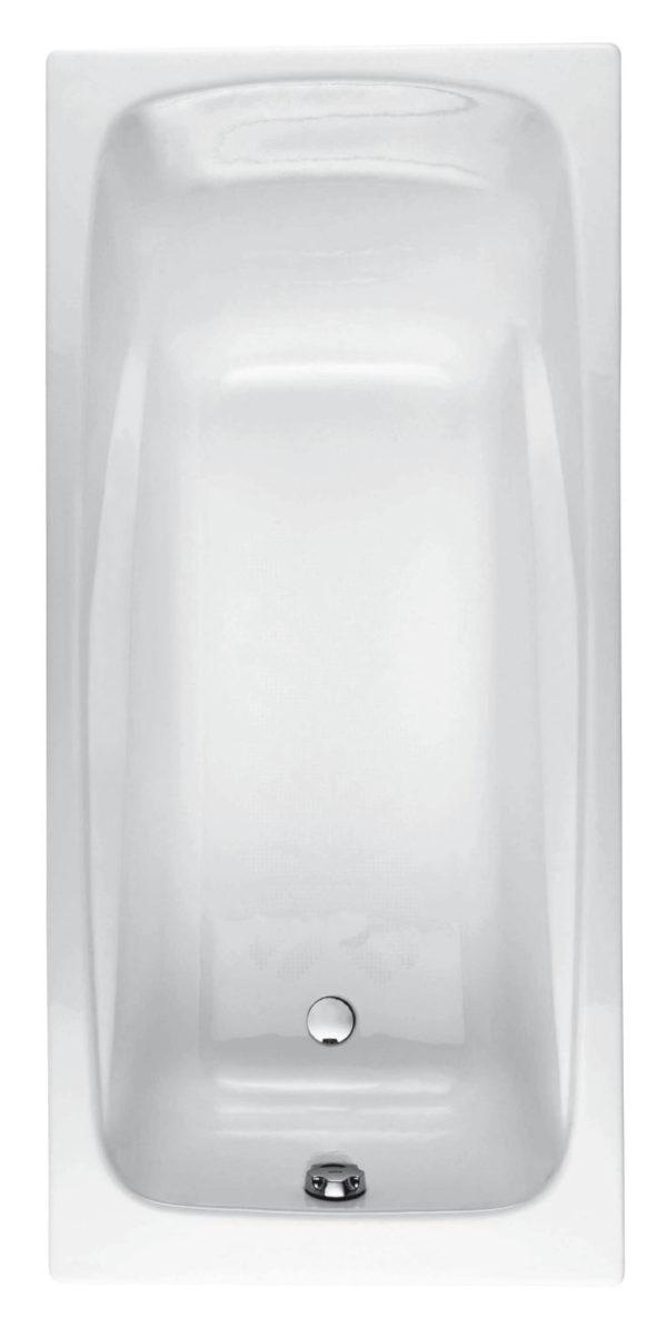 Чугунная ванна Jacob Delafon Repos E2904 без ручек