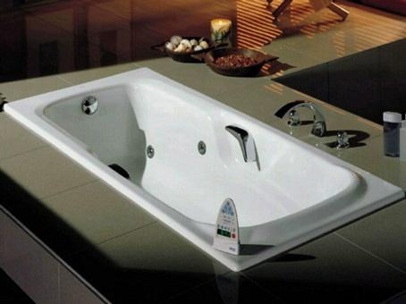Чугунная ванна Roca Haiti 2327G000R 170х80 см