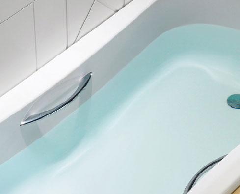 Чугунная ванна Roca Malibu 23157000R 150х75 см