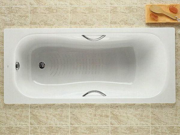 Чугунная ванна Roca Malibu 23107000R 160x75 см