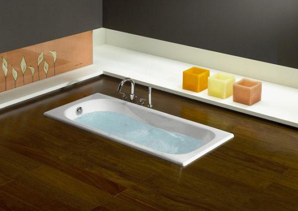 Чугунная ванна Roca Malibu 230960000 170х75 см