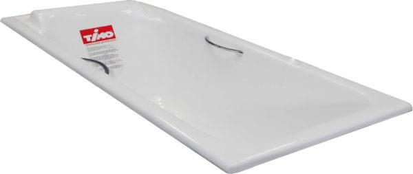 Чугунная ванна Timo Tarmo 180x80 с ручками